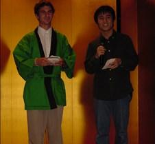 Dan Hoffman and Takatora Honda