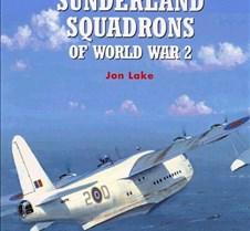 SUNDER - BOOK Sunderland Squadrons ww2 b