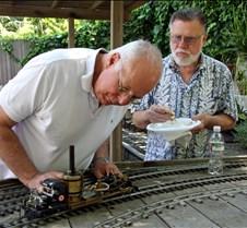 Sonny Wizelman & Larry Bangham