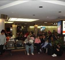 JFK - Terminal 8 Gate Area