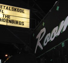 2004-02-23 Thornbirds @ Viper Room The Viper Room seemed to be under new management, with some friendlier staff, which was refreshing.  There was a big turnout for those show, that included the debut of 2 brand new Thornbirds songs.  Good times!