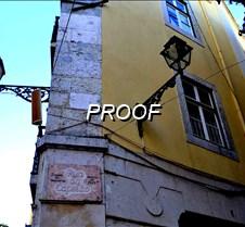 Arquitectura Rua do Capelao Lisboa