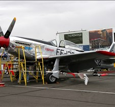 #22 Merlin's Magic  Mustang P-51 D