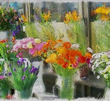 flowers Prague