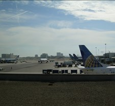 View of Terminal 6&7 Apron