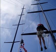 John Going Up