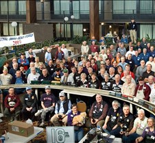 2009 Diamondhead Steamup Group Photo