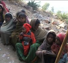 India - beggars