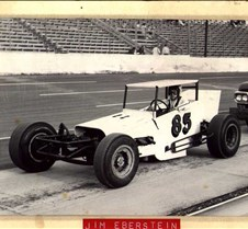 Jim Eberstein #85