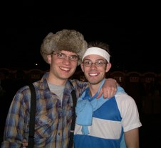 Eric and Jason