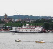 Ohio River, Cinci