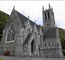 Neo-Gothic Chapel at Kylemore IMG_9387