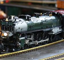 #2584 Great Northern S2 Live Steam Loco