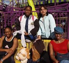 Andrea, Rose, LaQuinta, Jessica
