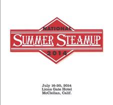 2014 National Summer Steamup Sacramento
