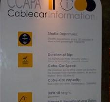 Pão de Açúcar - Cablecar Information