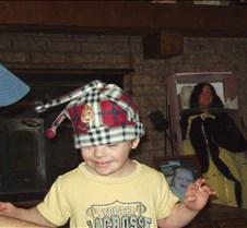 Brandon Dancing