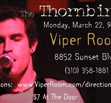 2004-03-22 Thornbirds @ Viper Room another really big shoe