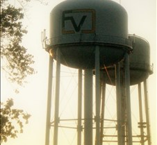 fuquay water tower