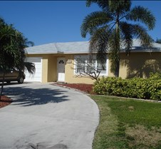 Mark & Alyssa's home in Boynton Beach