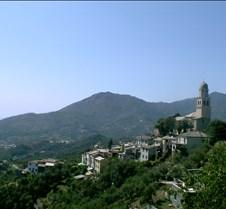 Cinque Terre inland Village