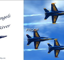 Mug White11 oz Blue Angels