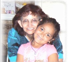 With Mommy June 2007