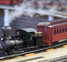 Accucraft's 2-4-4 Live Steam Forney