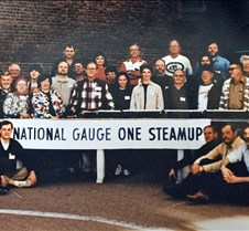 1993 Diamondhead Steamup Group Photo