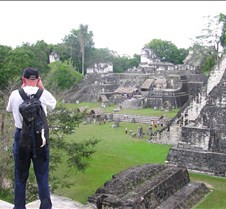 The Grand Plaza at Tikal
