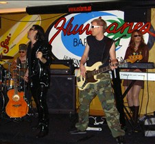 2005-02-09 Electrical Storm @ Hntg Bch Hurricanes I found out fairly late that the U2 tribute band was playing nearby in The OC, but I decided to check them out.  I was able to catch about a set and a half and I really liked the sound of this tribute band.  The lighting and layout was not good for videos
