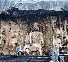 longmen grottoes,Henan longmen grottoes photos in Luoyang,Henan,China