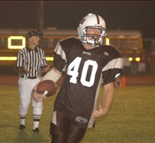 40 touchdown
