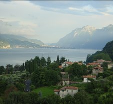 Bellagio and Lake Como (north)