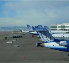 UA Tails along Concourse B