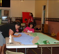 2010 VBS VBS week, closing program and picnic.