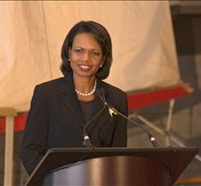 Condoleeza Rice In Halifax