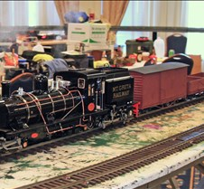 Accucraft NG16 Garratt Loco