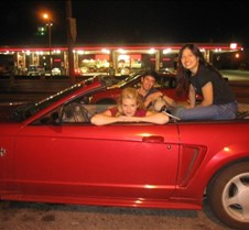 Beth's Convertible