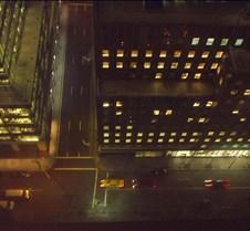 NYC NIght Street 1