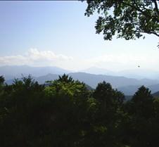 top of Takao