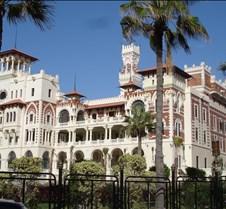 Montazah Palace, NE view