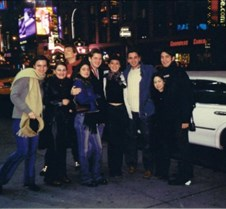 EuroSim NYC w/ limo