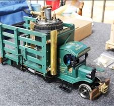 Larry Newman's Rail Truck