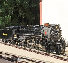 Nickel Plate Road 779 Berkshire (2-8-4)