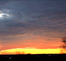 sunset - B's sunset 1