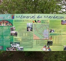 MARDASSON MONUMENT, Belgium