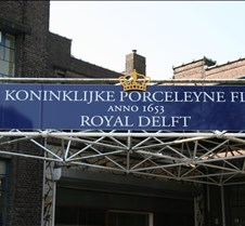 Royal Delft Porceleyne Factory