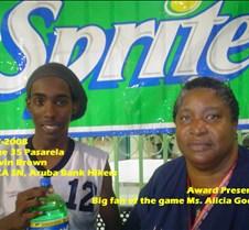 35 1072008 Game 35 Pasarela Marvin Brown