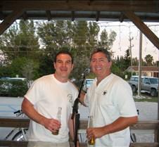 Me & Jim Morris at the Double Nickel Pub